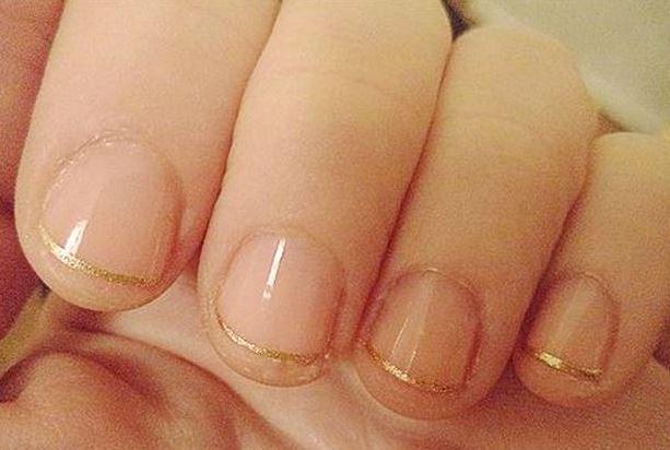 Come realizzare Nail Art semplici per Unghie corte Nail art semplici per unghie corte french