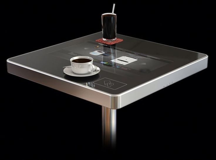 Interactive table, water proof from Ambassador Signage Vietnam