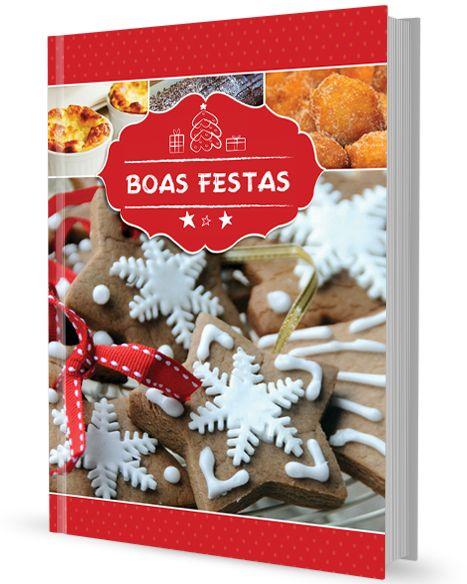 Já fez o download do nosso livro de receitas Boas Festas? Do que está à espera? Receitas de-li-ci-o-sas para o Natal e Passagem de Ano... #receitas #livro #livrodereceitas #natal #Anonovo #festas