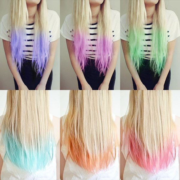 428 best its all about the hair images on pinterest hairstyles looking for hair color ideas dip dye hair is fun and easy to do yourself at home dip dye works for light and dark as well as long and medium hair solutioingenieria Choice Image