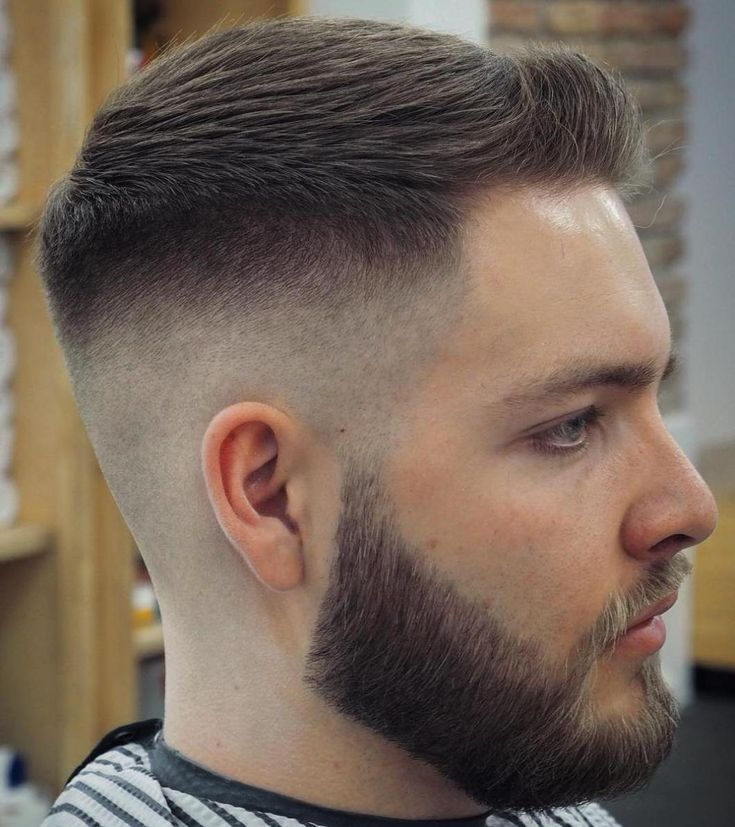 Best 25 Haircuts With Beards Ideas On Pinterest: Best 25+ Fade With Beard Ideas On Pinterest