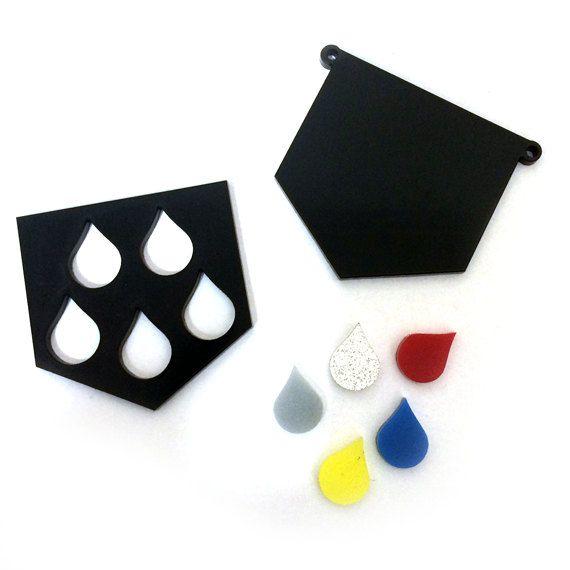1 DIY Pendant Kit  Puddle Jumper by CraftyCutsLaser on Etsy, $8.00 #craftycutslaser #lasercut
