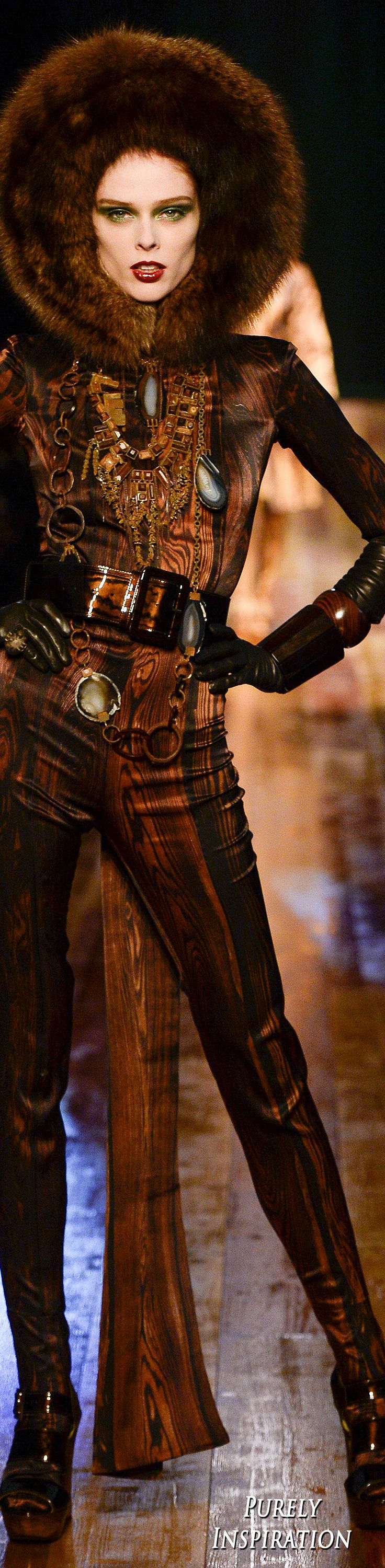 Jean Paul Gaultier 2016 Fall Haute Couture | Purely Inspiration