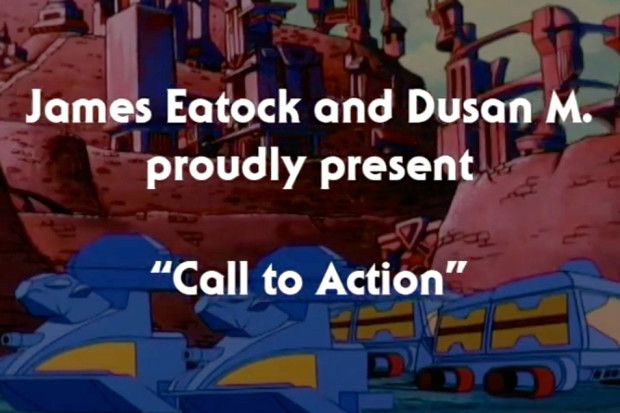Music from Eternia – Call to Action
