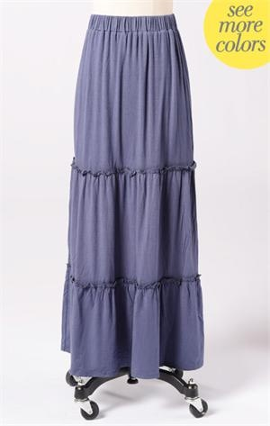 Waters Edge Maxi  I am pinning for a chance to win the fall back to basics with DownEast Basics Sweepstakes!