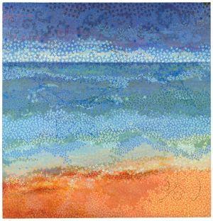 Venus Beach  www.printism.com.au  #realartinprint