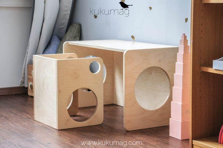 Meble dla dzieci – sklep Kukumag już otwarty!