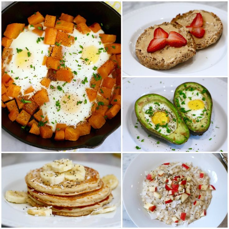 5 Protein-Packed Post-Workout Breakfasts - To Live & Diet in LA