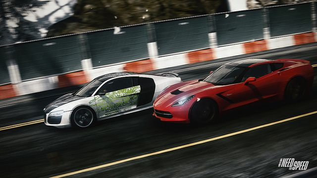 Need for Speed Rivals on PS4 by PlayStation.Blog, via Flickr