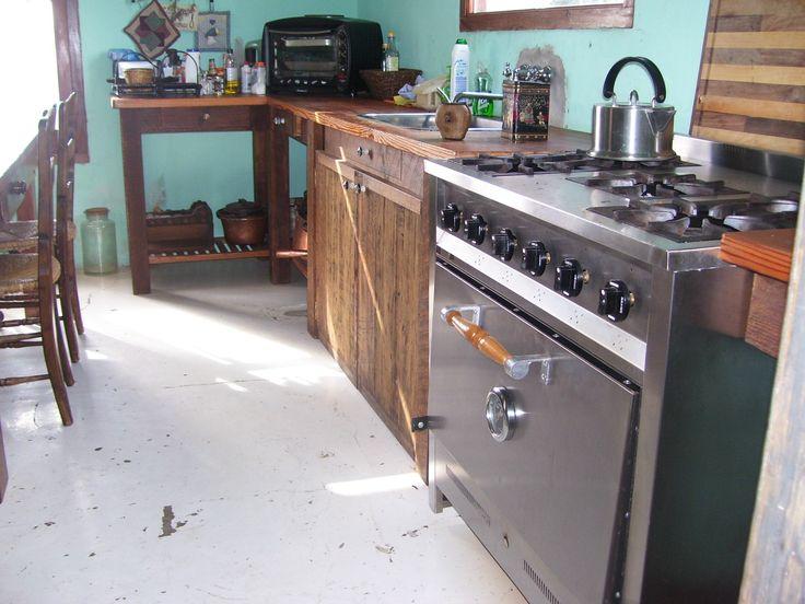 Muebles cocina de campo