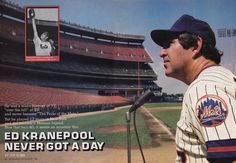 One of my all time favorite Mets- Ed Kranepool