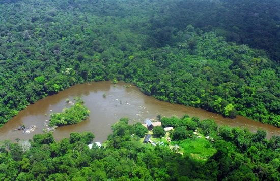 """""""Country in the Jungle"""" - Suriname"""