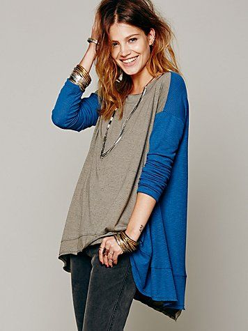 Free People Live In Pullover