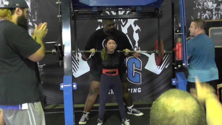 PTC Bad Babes & Barbells Powerlifting Competition 25-2-2018