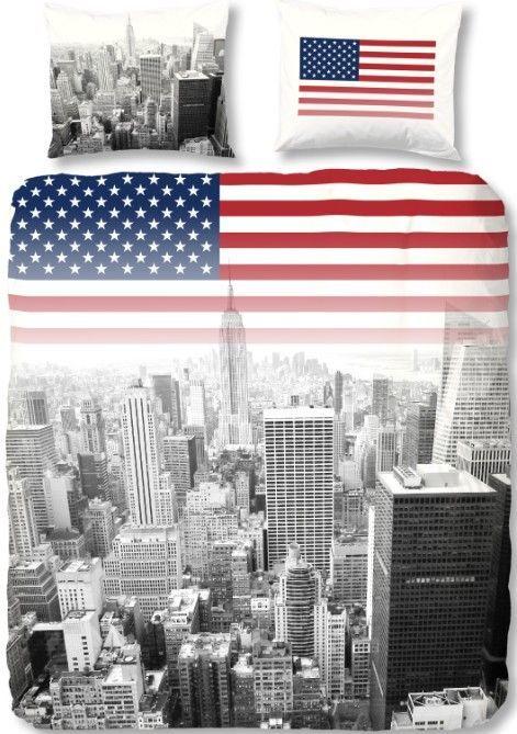 Home Style Dekbedovertrek 3829 New York