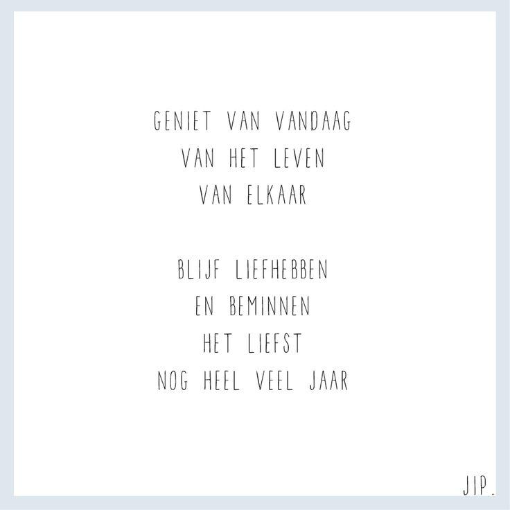 Tekstje, gedichtje, versje over de liefde. Tekst van Gewoon JIP. © Dit tekstje gebruiken? Dat kan maar neem dan eerst even contact op via info@gewoonjip.nl