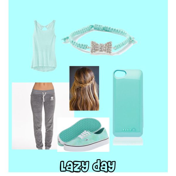 """lazy day"" by bird234 on Polyvore"