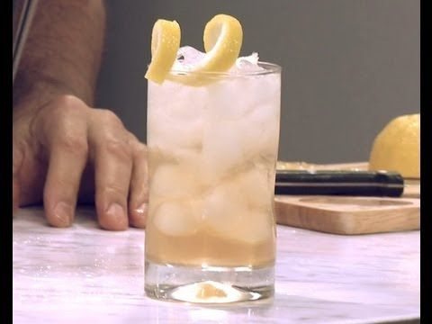 how to make a gin sling