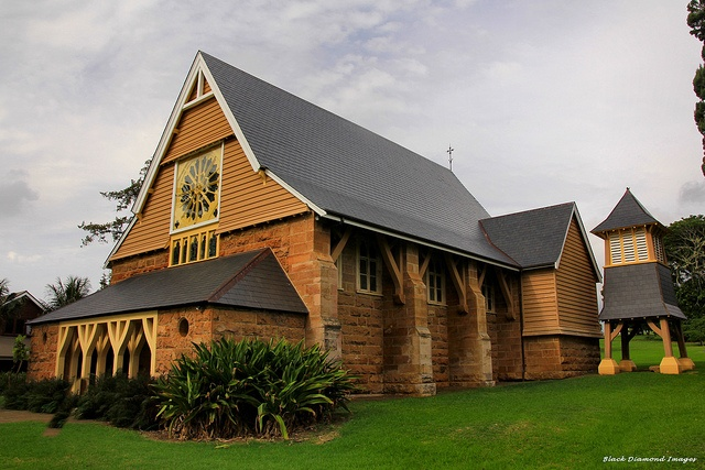 St Barnabas Anglican Church, Cnr Anson Bay Rd & Headstone Rd, Norfolk Island | Flickr - Photo Sharing!