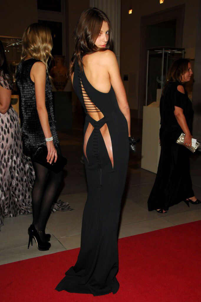 Image result for Daria Werbowy in Azzedine Alaia, 2007