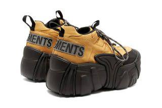 VETEMENTS x SWEAR London Release Oversized Chunky  90s Sneakers 90s  Sneakers 718144034
