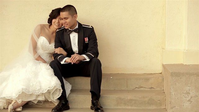 Take a few moments today - or tonight - to watch this short wedding highlight video from Love & You Video. The sweetest of vows - the abundant love - will bring a tear or two - but only in the happiest way! On SMP - http://www.StyleMePretty.com/little-black-book-blog/2014/01/08/getting-to-know-love-you-video/
