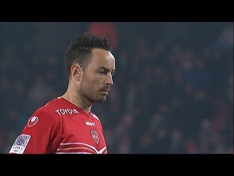 FOOTBALL -  But Gaël DANIC (30' pen) - Valenciennes FC - SC Bastia (3-4) - http://lefootball.fr/but-gael-danic-30-pen-valenciennes-fc-sc-bastia-3-4/