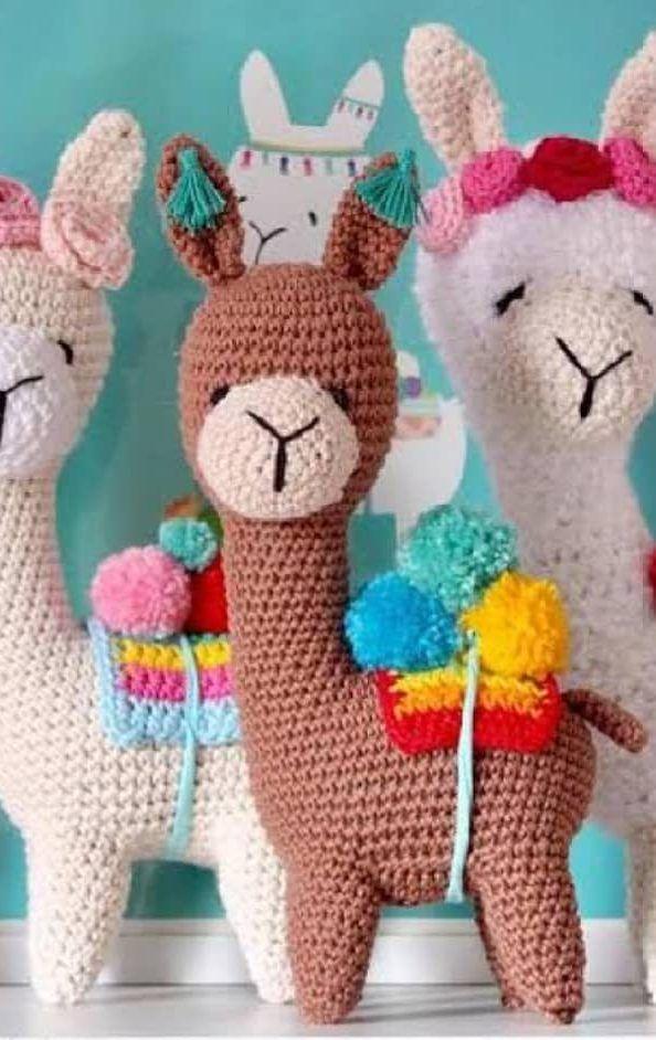 37+ Free Amigurumi Crochet Doll Pattern and Design ideas - Page 8 ... | 942x594
