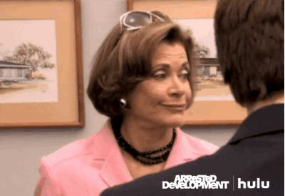 New party member! Tags: tv hulu arrested development smirk lucille bluth jessica walter fox television classics
