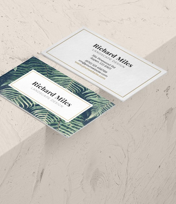 This is a clean and modern business card template for Adobe InDesign – it's fully customizable and print ready! All resources (fonts and photos) are free to use for commercial projects. (for more details see below).