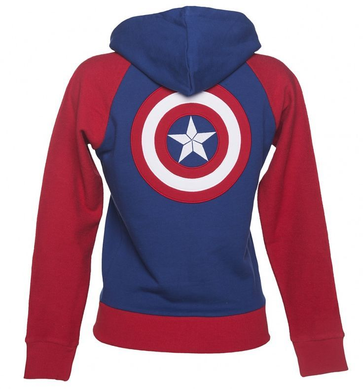 Show your support for #Marvel #superhero Captain America with this awesome hoodie, launched to coincide with the new Civil War movie. xoxo #CaptainAmerica - Visit now to grab yourself a super hero shirt today at 40% off!