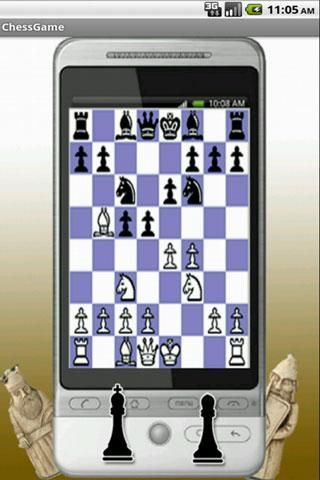 Chess Game is a two-player board game played on a chess board, a square checkered board with 64 squares arranged in an eight-by-eight grid. It is one of the world's most popular games, played by millions of people worldwide at home, in clubs, online, by correspondence, and in tournaments.<br/>Each player begins the chess game with sixteen pieces: one king, one queen, two rooks, two knights, two bishops, and eight pawns. Each of the six piece types moves differently. Pieces are used to attack…