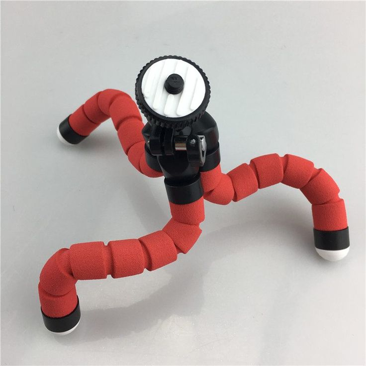 Mini Flexible Octopus Tripod Holder for iPhone Samsung Huawei Universal Mobile Smart Phone Tripod For Gopro Camera DSLR Mount //Price: $0.85//     #gadgets