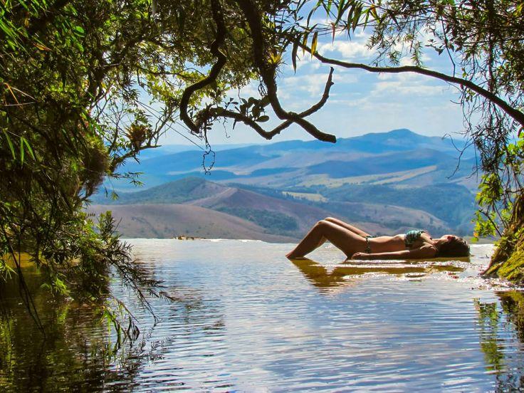 www.trippics.com | Mais um paraíso no nosso Brasil: Janela do Céu em Ibitipoca, MG