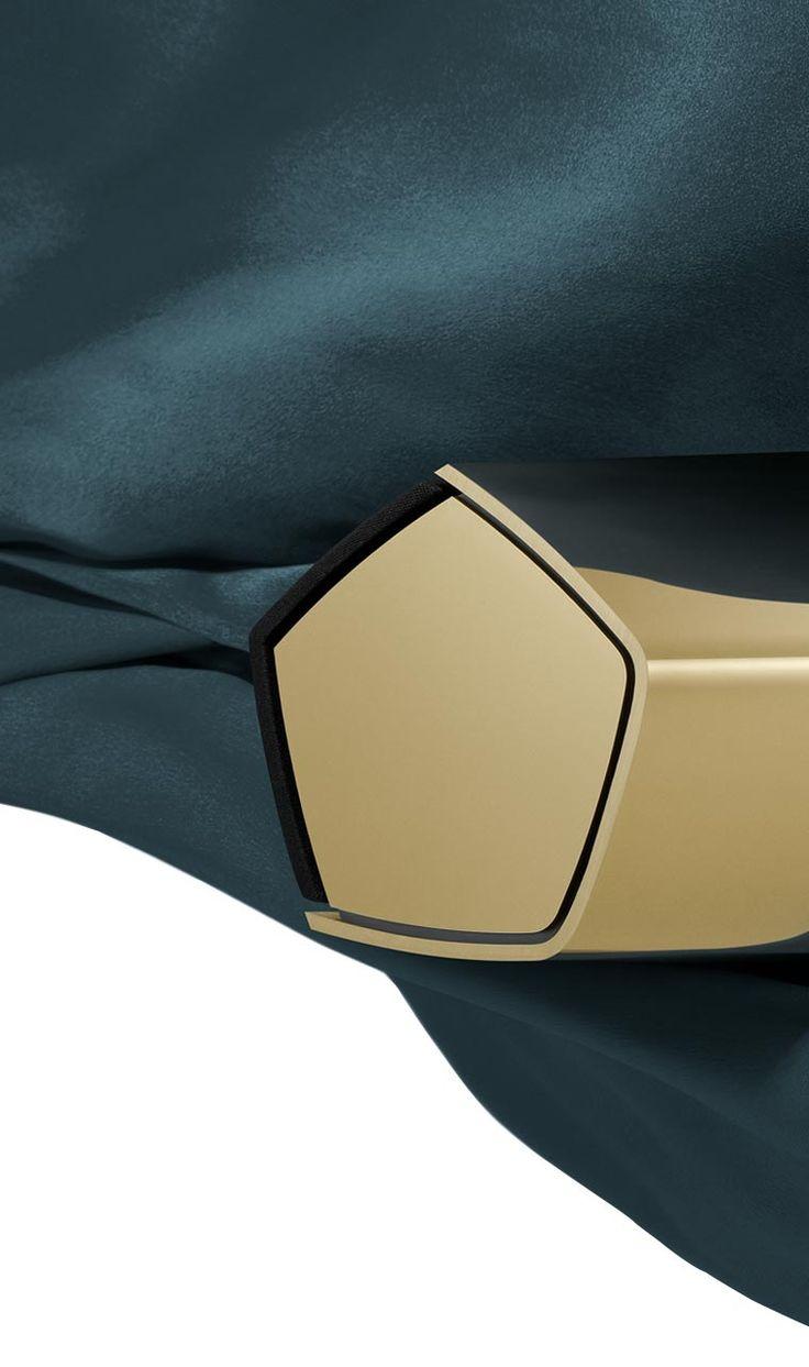 Cool Modern Collection - Contemporary brass design   Bang & Olufsen