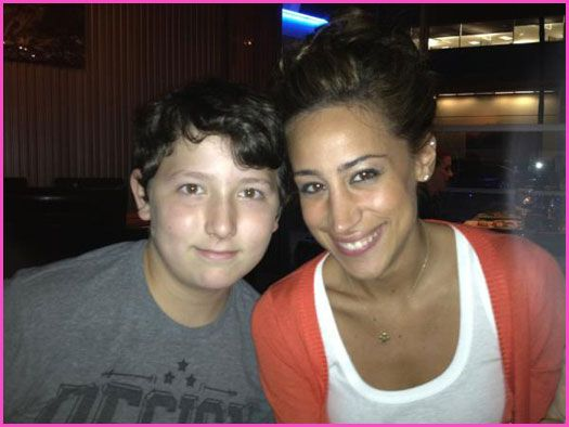 Frankie Jonas Hangs Out With Kevin Jonas And Danielle Jonas On June 13, 2012