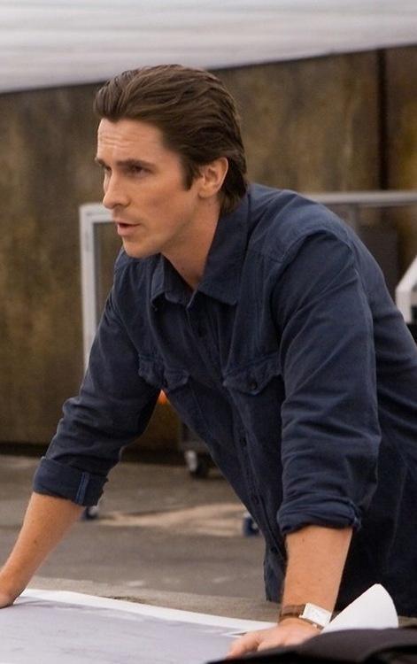Christian Bale ~ Bruce Wayne