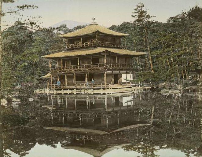 京都 金閣寺 撮影データ不明