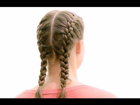 Sødt sommerhår til skole- og børnehavestart: Her er de fineste frisurer med fletninger | Kiddly