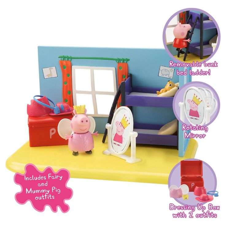 Peppa Pig Toys For Girls Age 3 To 5 Dress Up Activity