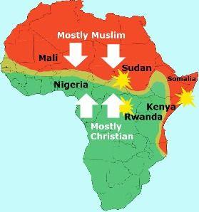 Muslim vs Christians in Nigeria | Post-Classical, 500CE-1450CE