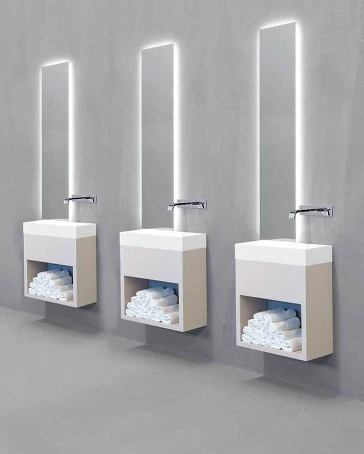 Womens Public Bathroom Toilet Video: Best 25+ Hotel Bathroom Design Ideas On Pinterest
