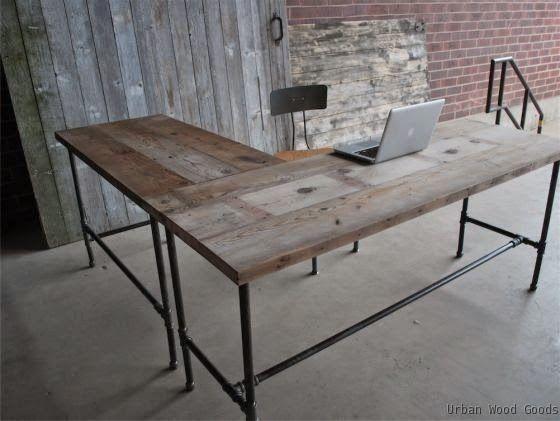 20 υπέροχα και πρακτικά έπιπλα γραφείου απο παλέτες! | Φτιάξτο μόνος σου - Κατασκευές DIY - Do it yourself