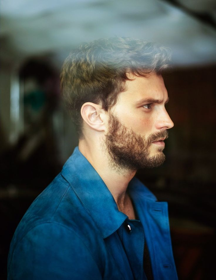 Jamie Dornan. How can you not find him attractive?