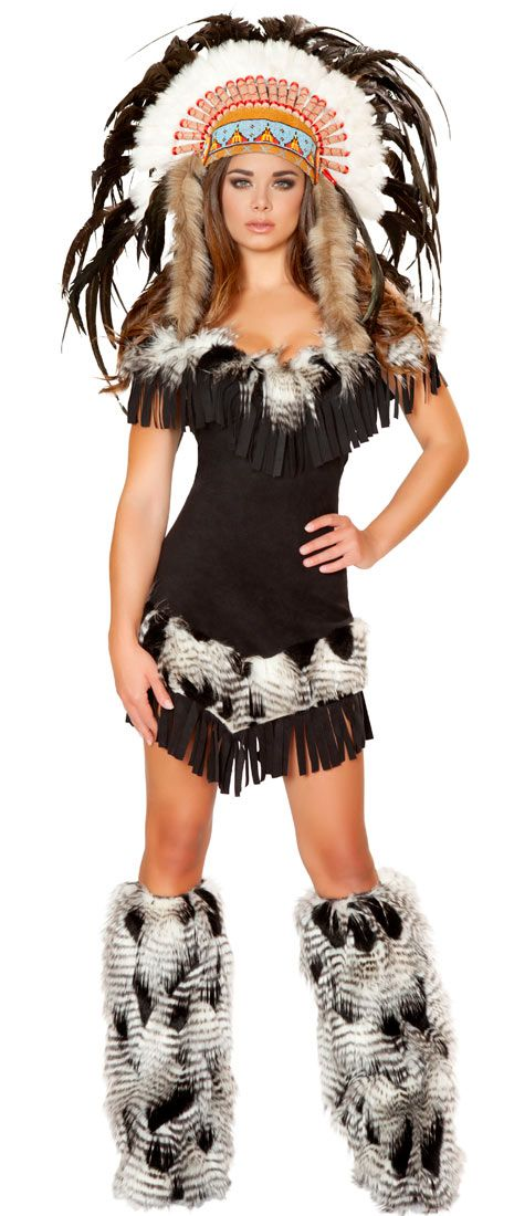 Cherokee Adult Princess Costume - Native American Indian Costumes