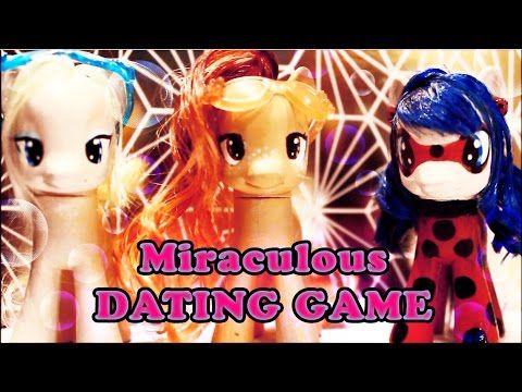 MLP: The Bachelorette Dating Game! Episode 5: MIRACULOUS LADYBUG AND CAT NOIR - YouTube