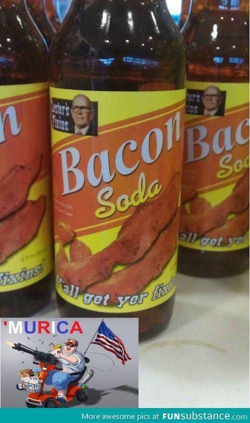 Bacon Soda 'Murica