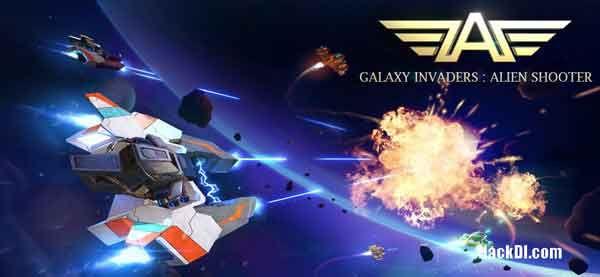 Galaxy Invaders Alien Shooter Hack 1 3 8 Mod Unlimited Money