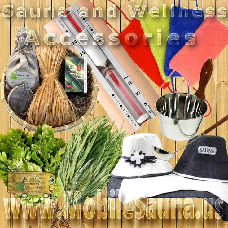 #Christmas is just around the corner! That means time to get ready for Winter #Sauna, #Steam or #HotTub Fun. www.MobileSauna.us provides a wide range of #SaunaAccessories and #Health & #Wellness Products. Including: #Hats, #Mittens, #SeatingMats, #Buckets & #Ladles, #HerbalRecipes, Leafy #BirchTree, #OakTree and #Eucalyptus Brooms, #BodyScrubbers, #GiftBaskets and much more! #BlackFriday #Sale on almost everything. #FREE_SHIPPING.