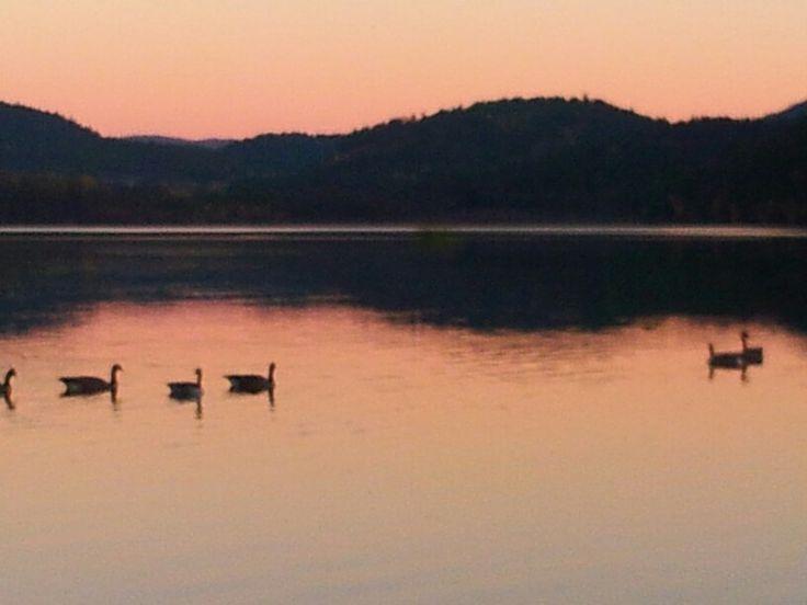 Paul Lake, B.C.
